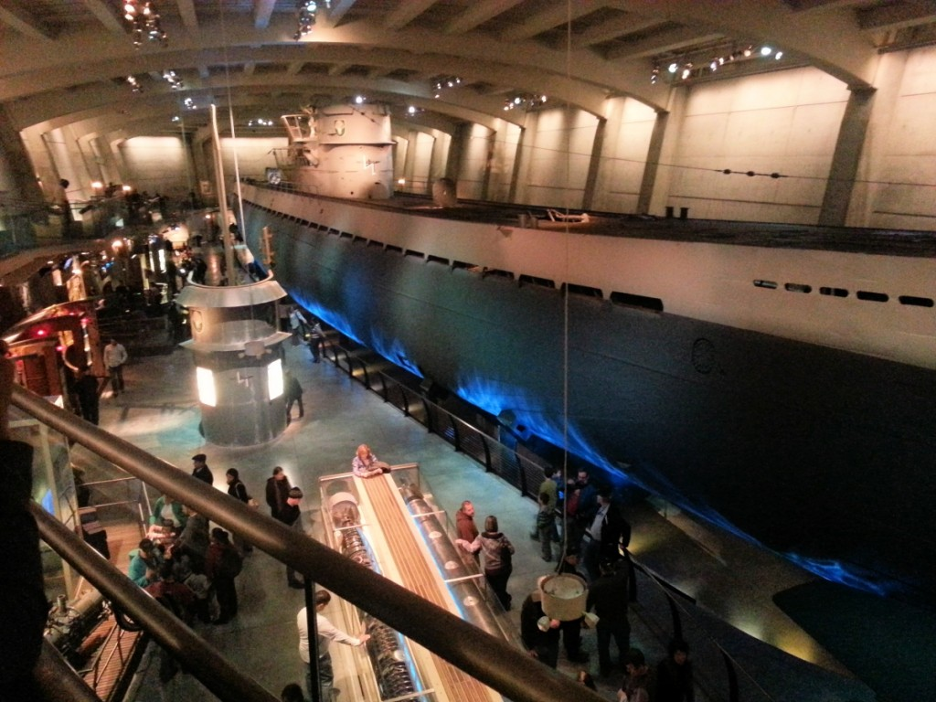 U-505 at the Museum of Science And Industry | Denver Realtor