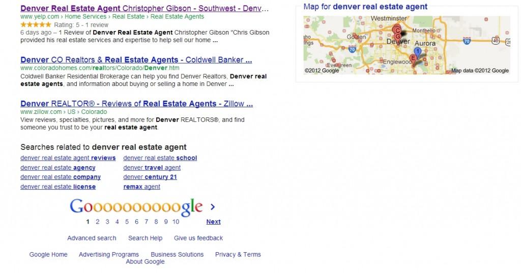 Denver Real Estate Agent Google Search