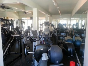Stroh Ranch Recreation Center Fitness Center