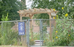 Whittier Neighborhood Community Garden | Denver Homes For Sale