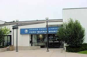 Whittier Neighborhood Ford Warren Branch Library | Denver Homes For Sale