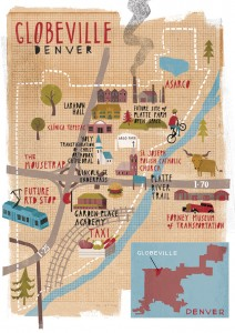 Welcome To The Denver Globeville Neighborhood - 5280