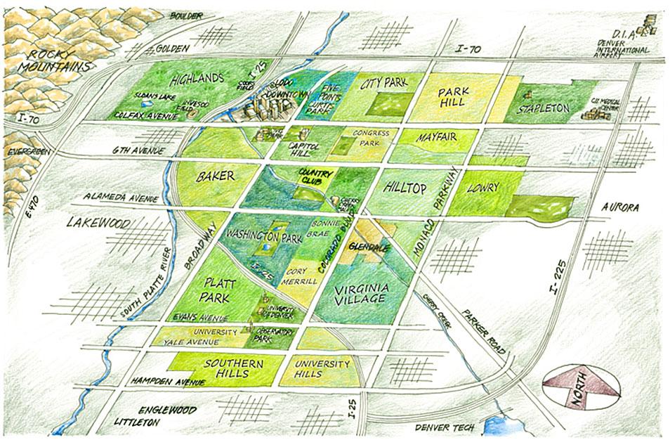SnyderTeam UrbanMap Your Denver Real Estate Specialist