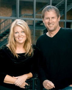 Tom and Denise Snyder