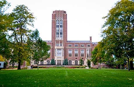 Explore University and Harvard Gulch
