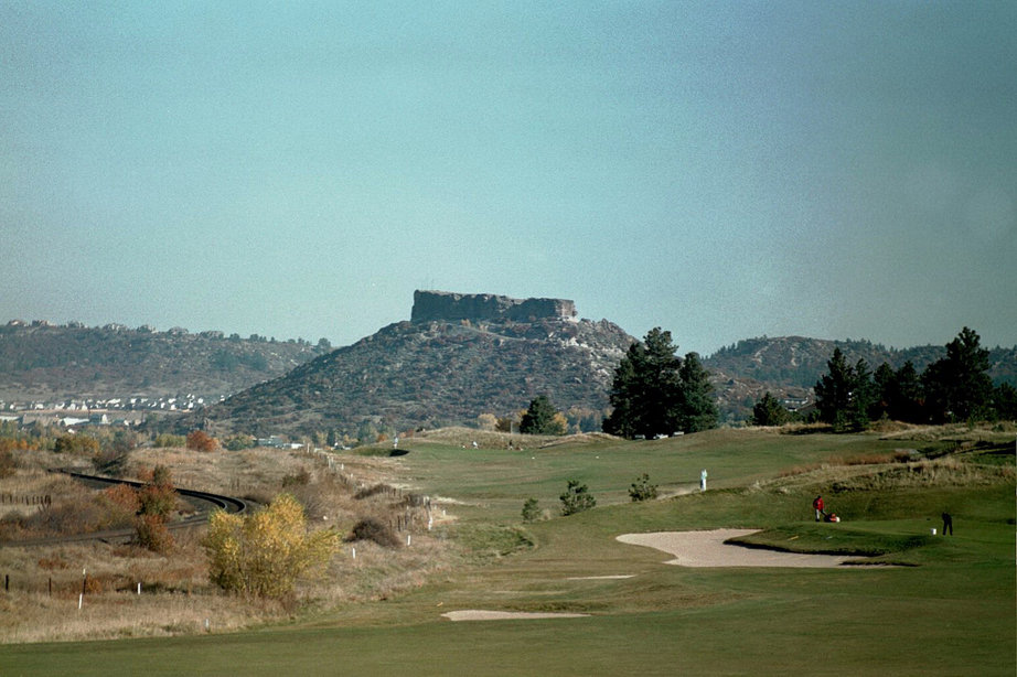 The Rock in Castle Rock Colorado