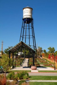 Arvada Water Tower