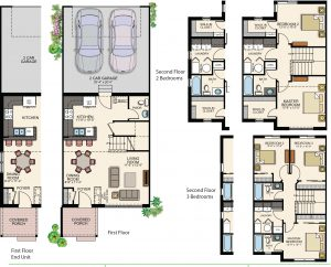 Rhythm Floorplan Options