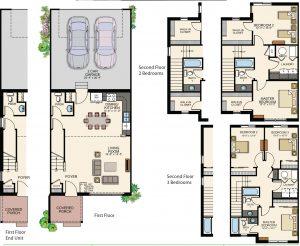 Tempo Floorplan Options