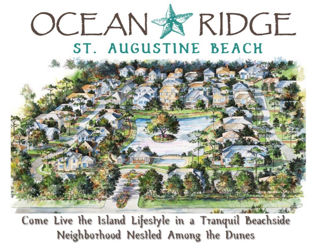 Ocean Ridge homes for sale in St Augustine Beach
