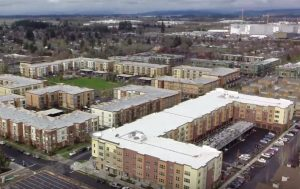 Orenco, Oregon 2014 as seen from the Air