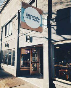 Insomnia Coffee Company Main Street Hillsboro