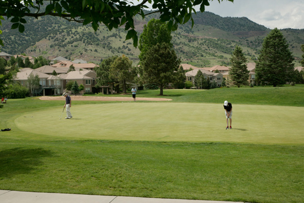 Red Rocks Country Club and Golf Course