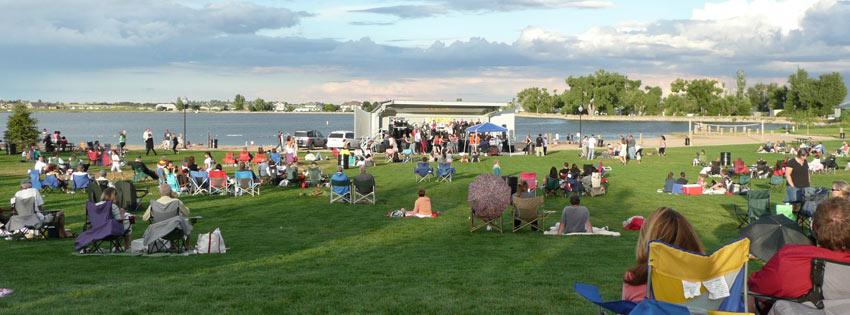 Windsor Lake Concert Your Timnath, Windsor, Fort Collins Real Estate Specialist
