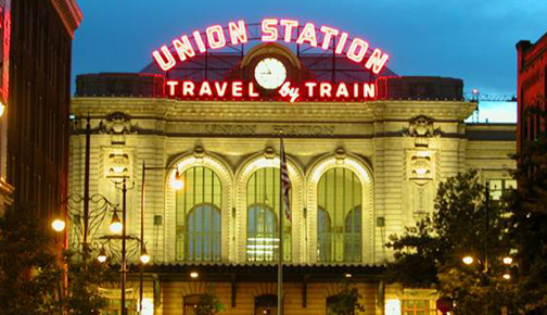 Union Station Good News for Union Station