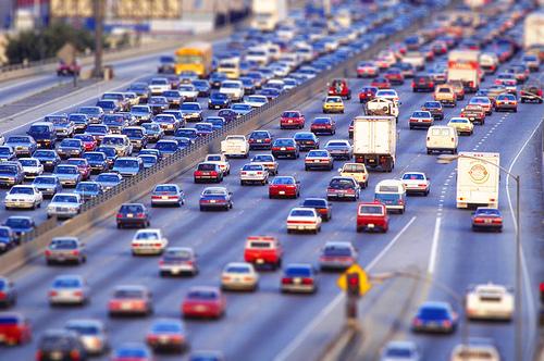 Traffic Jam Denver Ranks 15th Worst in Traffic