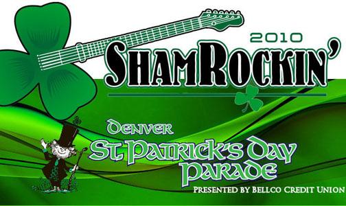 ShamRockin St. Pattys Day Parade