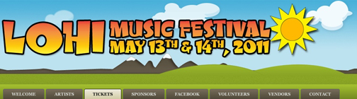 LoHI Music Festival1 Lo Hi Music Festival this weekend