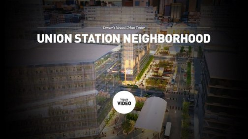 New Union Station Website