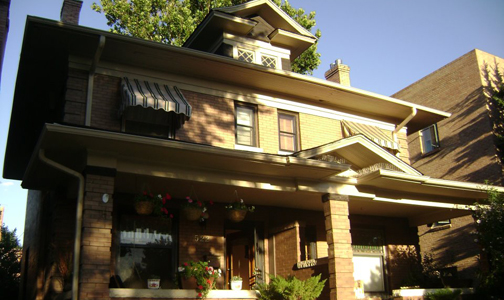 522 Logan St. Denver New Listing:  522 Logan Street