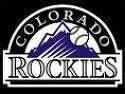 Rockies Logo Opening Day!