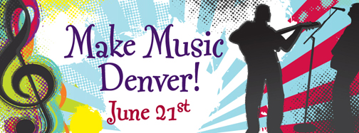 Make Music Denver smaller Make Music Denver