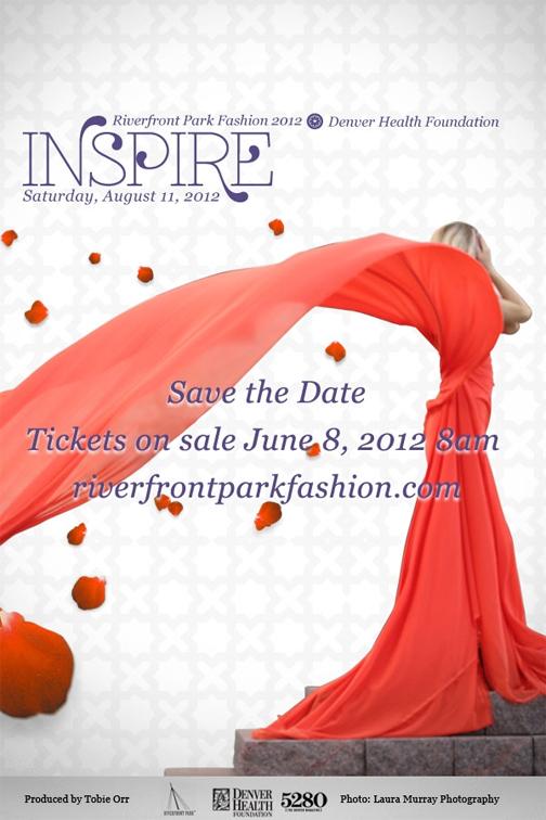 Fashion 2012 Riverfront Park Fashion Show