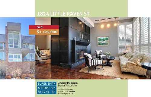 Just Sold 1824 Little Raven Street