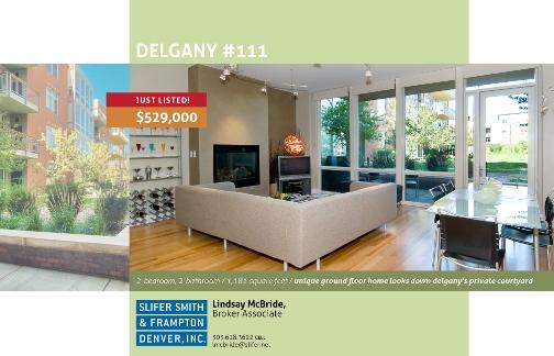 EFLYER DG111 JL Back on the market!  Delgany #111 for $529,000