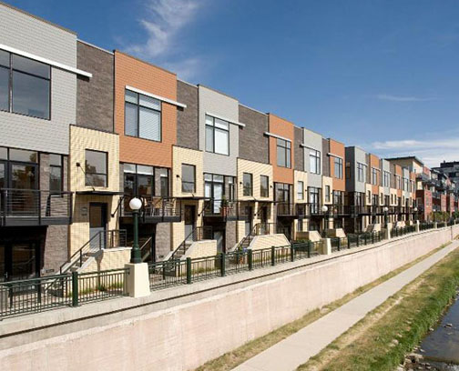 Townhomes at Riverfront Park