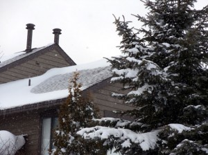 Snowy Home 300x224 How to Turn your Luxury Home into an Energy Efficient Wonder