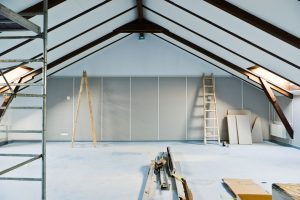 attic space 300x200 5 Cool Things to Do with Your Attic Space