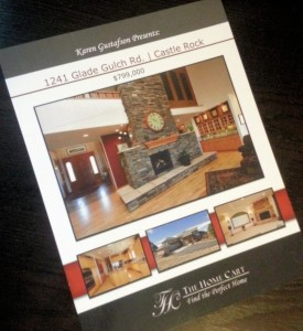 Denver Realtor: Color Fliers