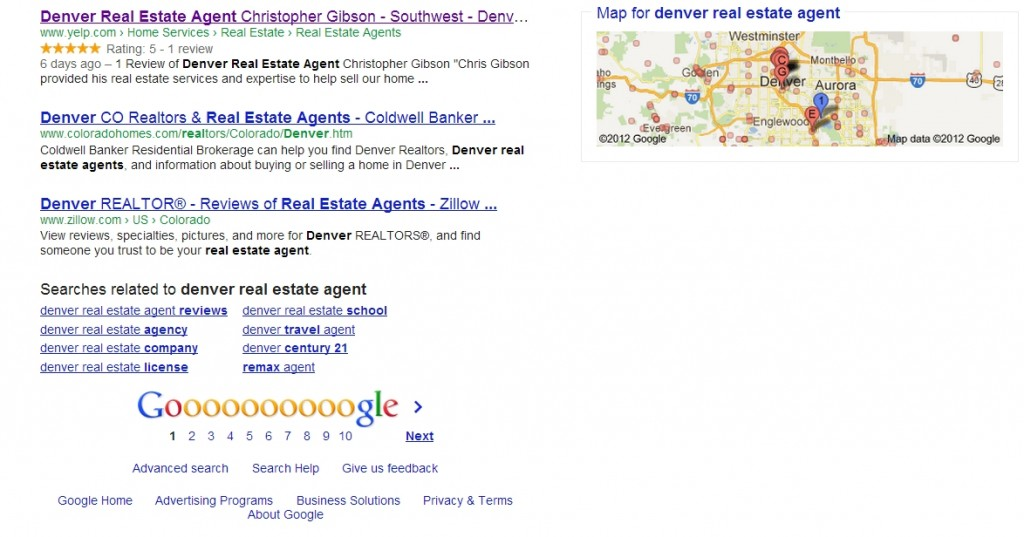 Denver Real Estate Agent Google Search