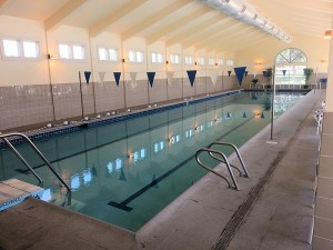 Stroh Ranch Recreation Center Indoor Pool