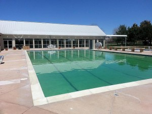 Stroh Ranch Recreation Center Outdoor Swimming Pool