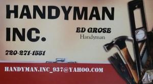 Denver Realtor: Denver Handyman Ed Grose