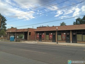 Sunnyside neighborhood redevelopment project - Cobblers Corner