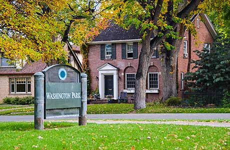 Explore the East Washington Park Neighborhood