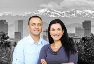 Aaron Storck and Tatyana Sturm-Storck