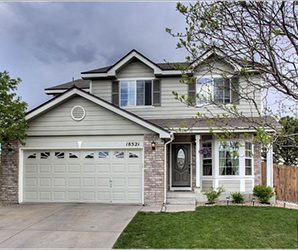 Homes in Aurora, Colorado