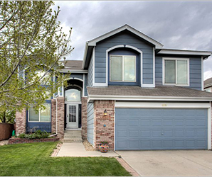 Homes in Parker, Colorado