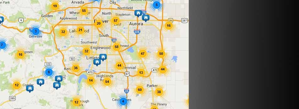 map Your Denver Real Estate Specialist