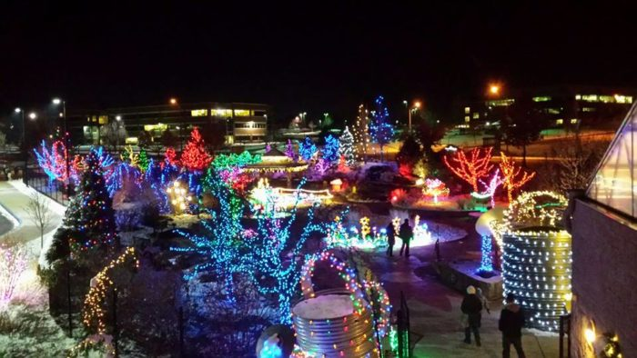 Colorado Springs Christmas.Colorado S Best Holiday Lights Displays Your Castle Real