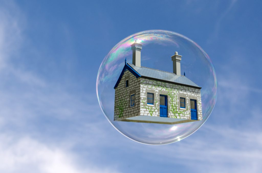 Is the there a bubble in Denver's real Estate Market?