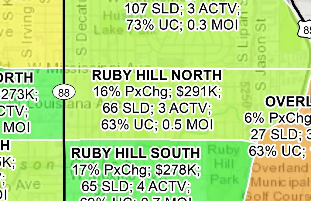 Ruby Hill North