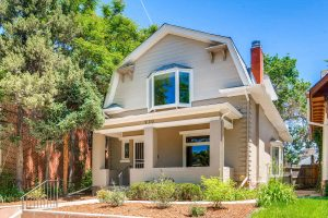 how to afford your first house in Denver