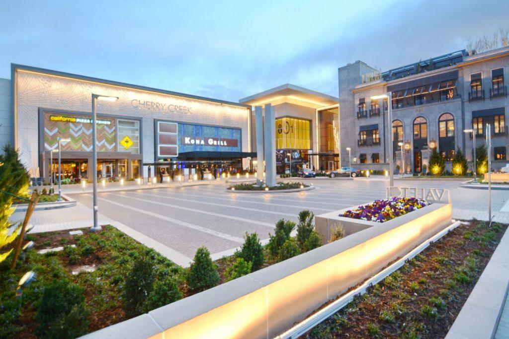 cheery creek shopping center