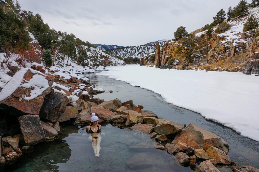 Colorado Bucket List - Hot Springs