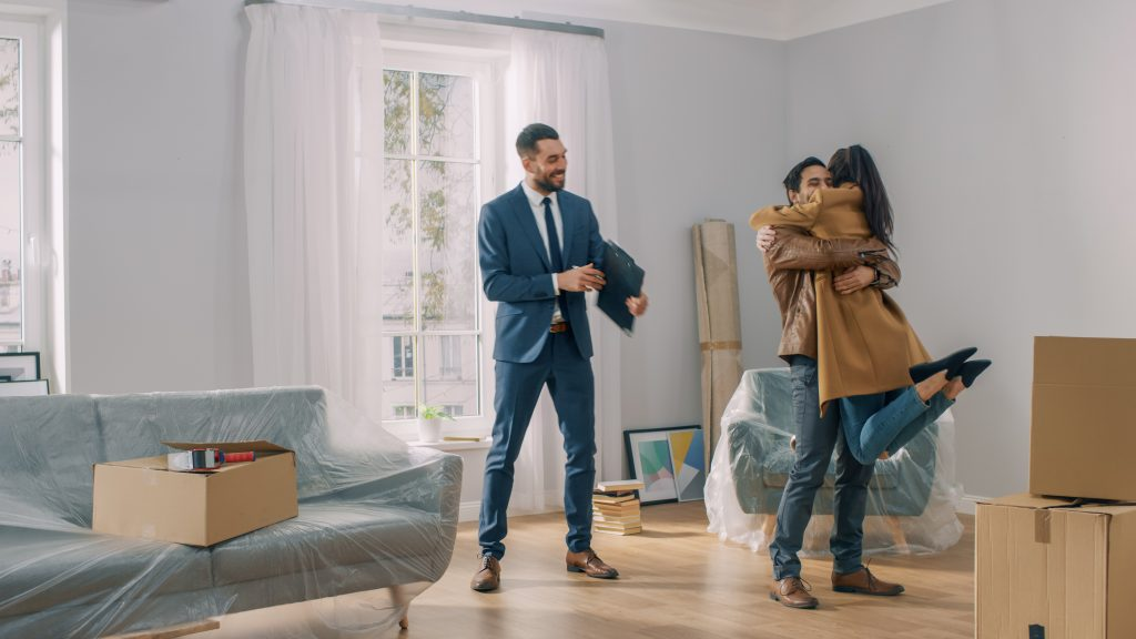 Colorado real estate agent helps young couple